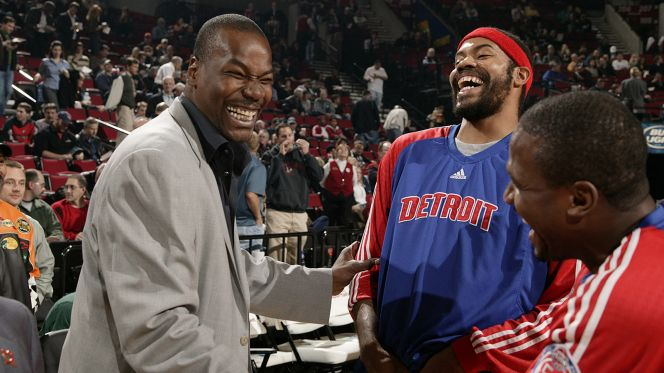 Fox Sports – Ex-NBA reportedly player going into marijuana business — as 'Uncle Spliffy'