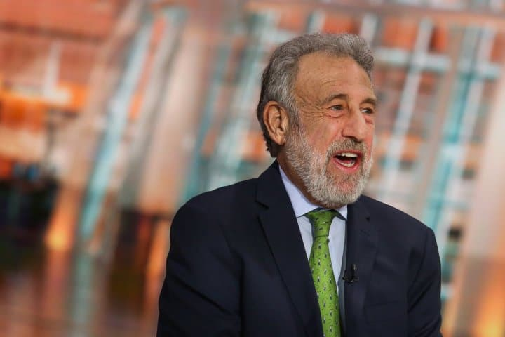 Men's Wearhouse Founder George Zimmer Reveals 'Lifetime Passion' for Marijuana
