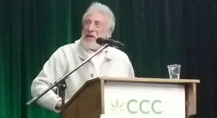 "George Zimmer Urges Marijuana Biz to Embrace ""Stakeholder Capitalism"""