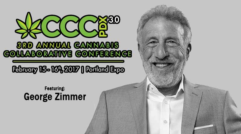 See George Zimmer Present At The Cannabis Collaborative Conference