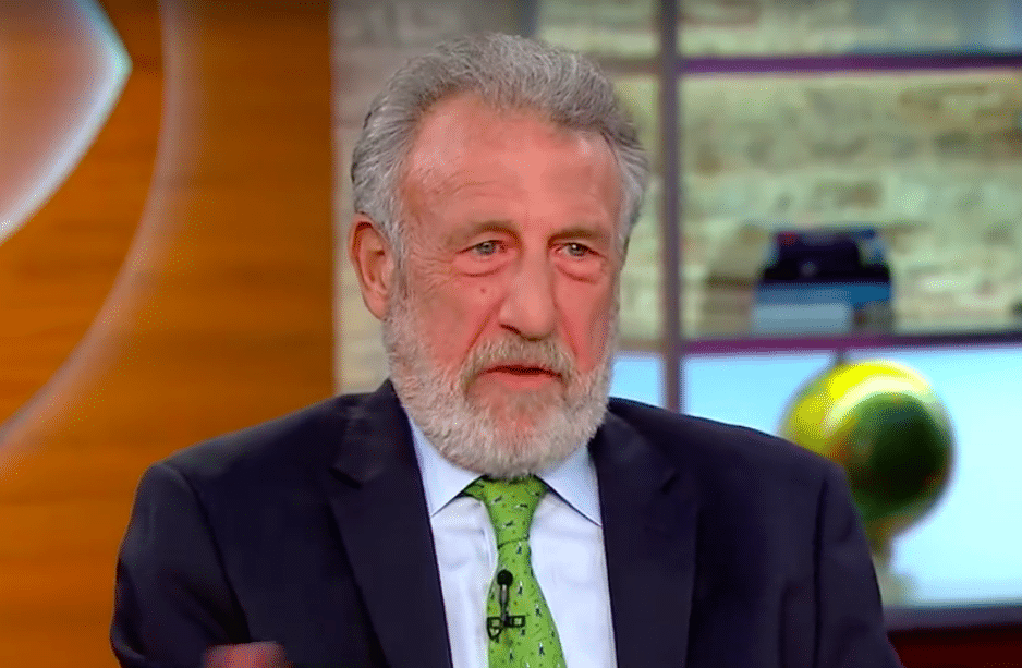 George Zimmer, Founder of Men's Wearhouse, Says Pot Helped Him Stay Away From Alcohol