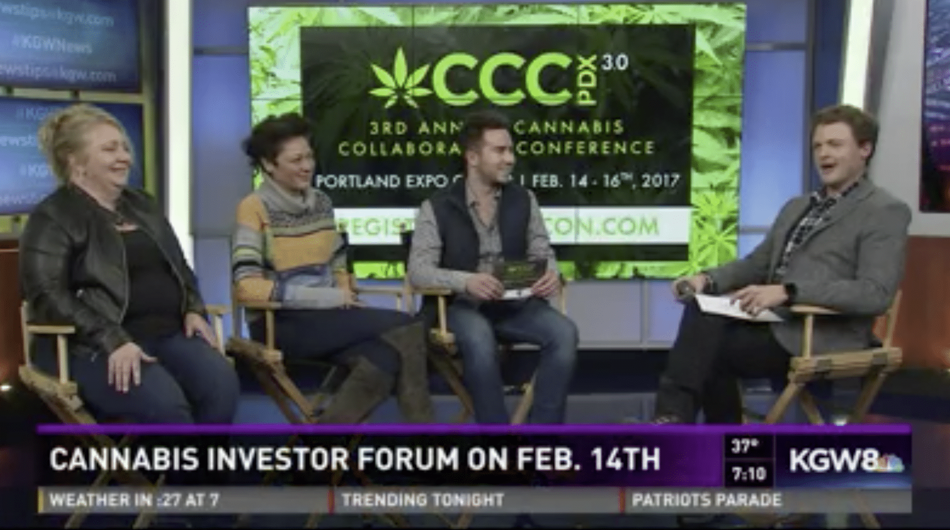 Cannabis Collaborative Conference to Hold Investor Forum